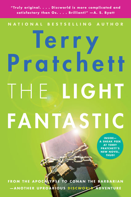 Light Fantastic, Terry David John Pratchett