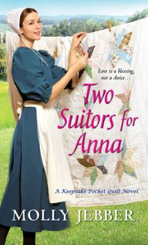 Two Suitors for Anna, Molly Jebber
