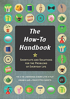 The How-To Handbook, Martin Oliver