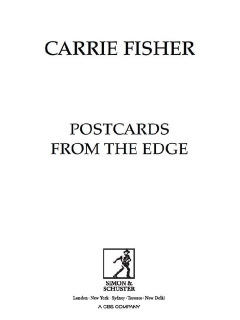 Postcards From the Edge, Carrie Fisher