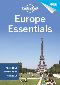 Europe Essentials, Lonely Planet