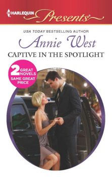 Captive in the Spotlight, Annie West