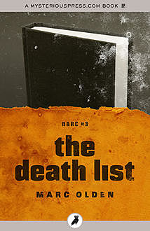 The Death List, Marc Olden