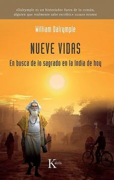 Nueve vidas, William Dalrymple