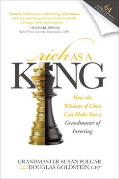 Rich as a King, Susan Polgar, Douglas Goldstein