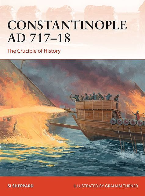 Constantinople AD 717–18, Si Sheppard