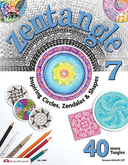 Zentangle 7, Suzanne McNeill