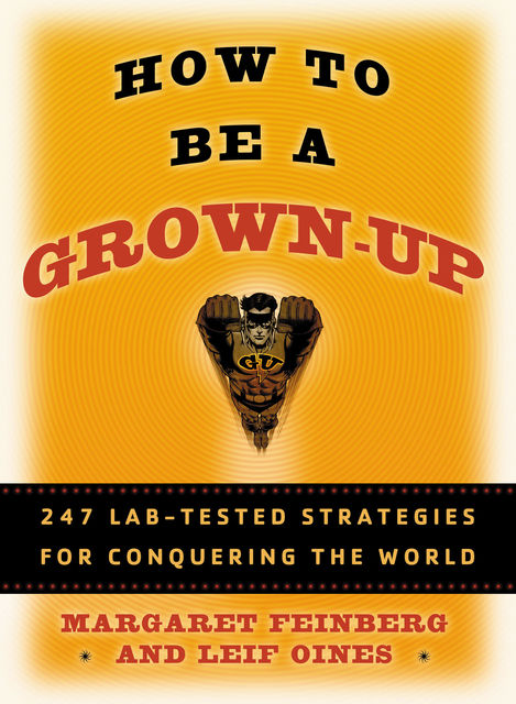 How to Be a Grown-Up, Margaret Feinberg