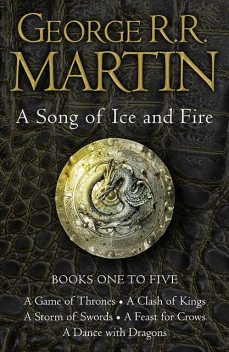 A Game of Thrones, George Martin