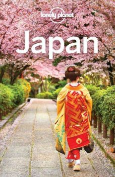 Lonely Planet Japan (Travel Guide), Lonely Planet