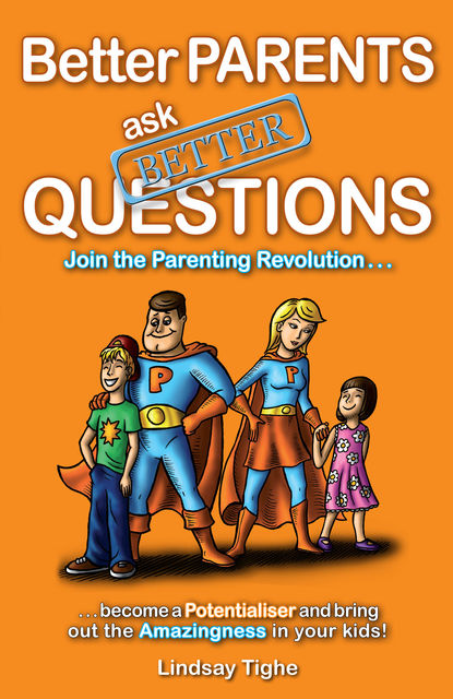 Better Parents Ask Better Questions, Lindsay Boone's Tighe