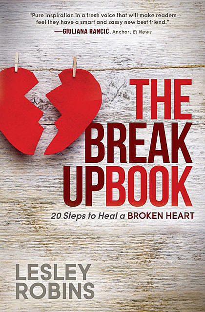 The Breakup Book, Lesley Robins