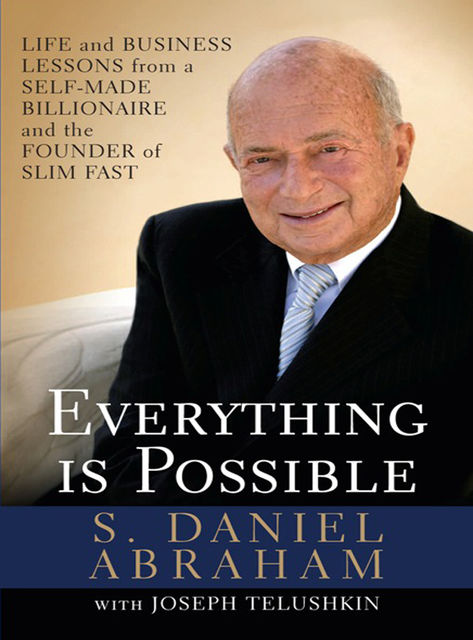 Everything is Possible, Daniel Abraham