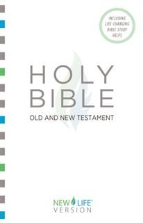 Holy Bible – Old and New Testament, Barbour Publishing