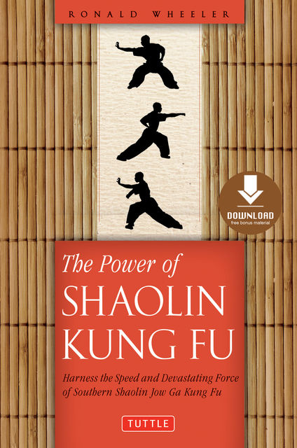 Power of Shaolin Kung Fu, Ronald Wheeler