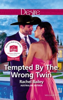 Tempted By The Wrong Twin, Rachel Bailey