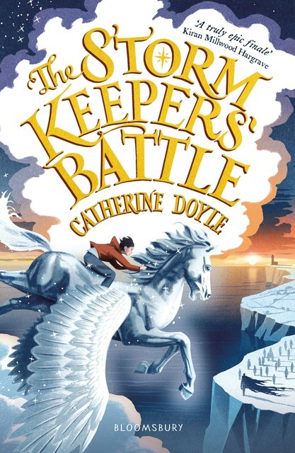 The Storm Keepers' Battle, Catherine Doyle