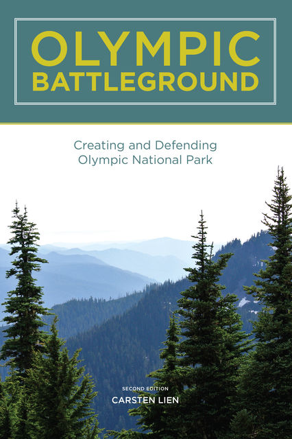 Olympic Battleground, 2nd Edition, Carsten Lien