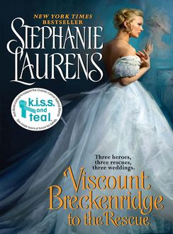 Viscount Breckenridge to the Rescue, Stephanie Laurens
