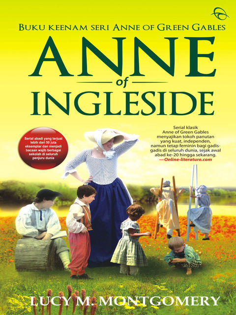 Anne of Ingleside, Lucy Montgomery