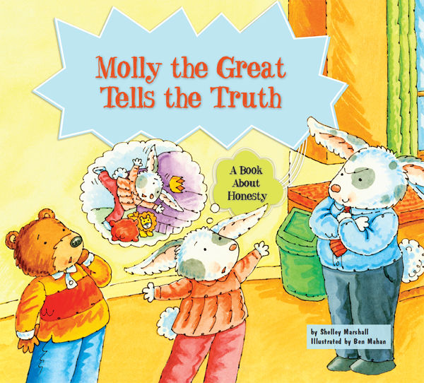 Molly the Great Tells the Truth, Shelley Marshall