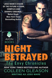 Night Betrayed, Colleen Gleason, Joss Ware