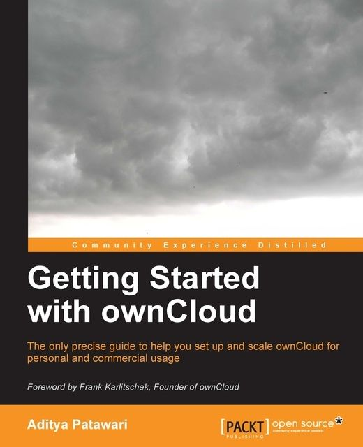 Getting Started with ownCloud,