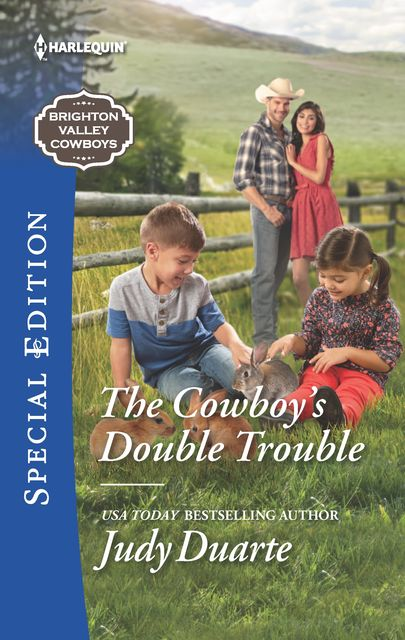 The Cowboy's Double Trouble, Judy Duarte