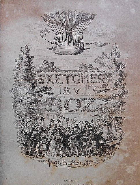 Sketches by Boz, Charles Dickens