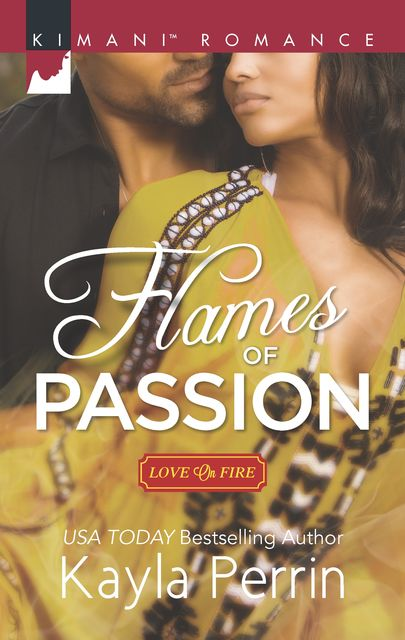 Flames of Passion, Kayla Perrin