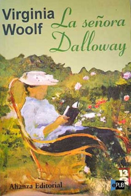 La señora Dalloway, Virginia Woolf