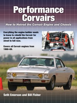 Performance Corvairs, Bill Fisher, Seth Emerson