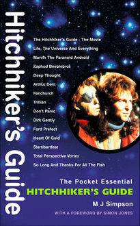 The Hitchhiker's Guide, M.J.Simpson