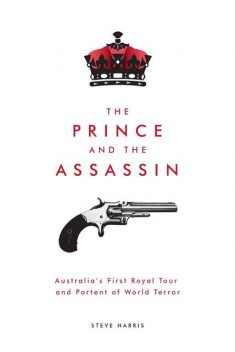 The Prince and the Assassin, Steve Harris