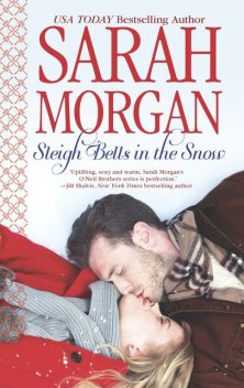 Sleigh Bells in the Snow, Sarah Morgan