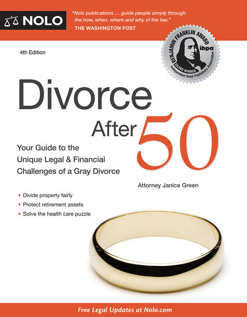 Divorce After 50, Janice Green