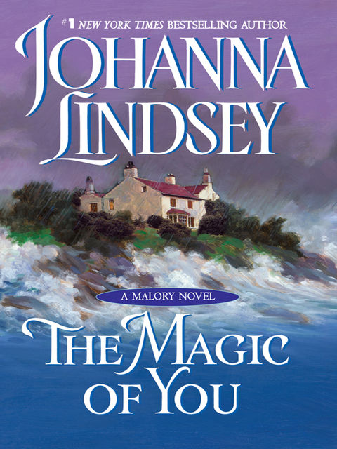 The Magic of You, Johanna Lindsey