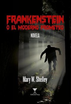 Frankenstein, Mary Shelley