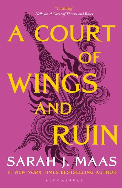 A Court of Wings and Ruin, Sarah J.Maas