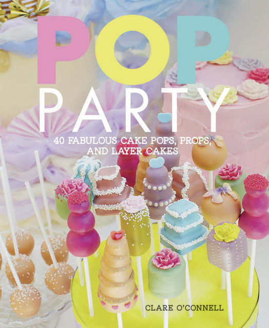 Pop Party, Clare O'Connell