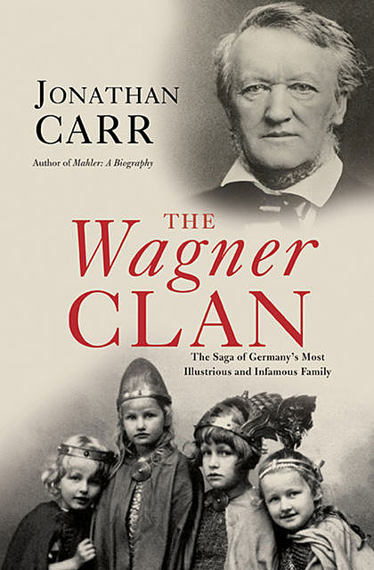 The Wagner Clan, Jonathan Carr