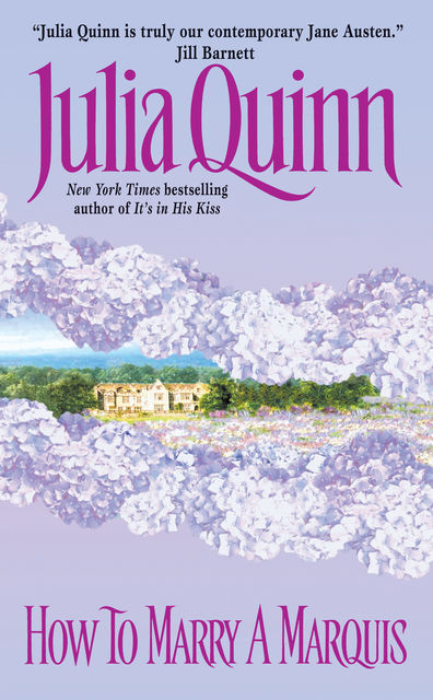 How to Marry a Marquis, Julia Quinn