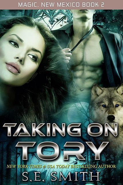 Taking On Tory: Magic, New Mexico Book 2, S.E.Smith