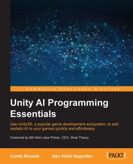 Unity AI Programming Essentials, Curtis Bennett