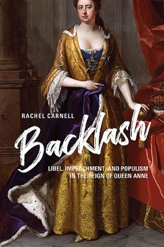 Backlash, Rachel Carnell