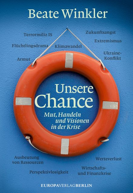 Unsere Chance, Beate Winkler