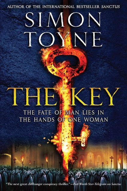 The Key, Simon Toyne