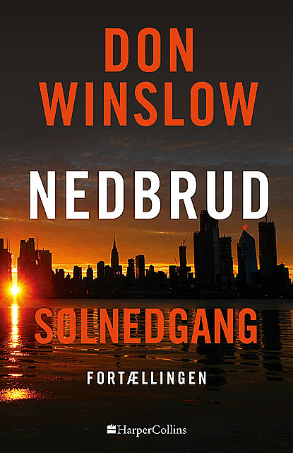 Solnedgang, Don Winslow