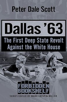 Dallas '63, Peter Scott