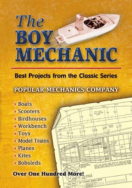 The Boy Mechanic, Popular Mechanics